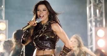 Хочу во второй раз поехать на Евровидение, – Руслана