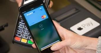 Apple Pay в Украине: услуга станет доступной клиентам еще одного банка