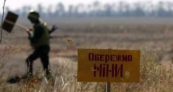 Скільки мін та вибухівки знешкоджено на Донбасі: приголомшлива цифра