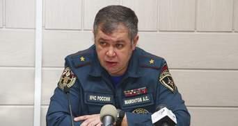Затримано керівника МНС, якого звинувачують у смертельній пожежі в Кемерові