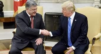 Бігус: Тихенько завести Порошенка у кабінет до Трампа під час наради і зробити фото – принизливо
