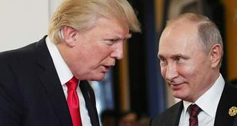 Сноуден розповів про симпатії Трампа до Путіна