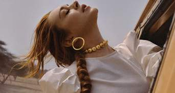 Линдсей Лохан впервые за долгое время снялась для глянца: фото