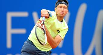 Стаховский в напряженном матче вылетел из Roland Garros