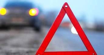 У Києві на переході автівка з кортежу Порошенка збила неповнолітнього велосипедиста, – ЗМІ