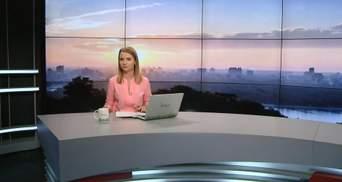 Выпуск новостей за 10:00: ДТП с кортежем Порошенко. Сутки на фронте