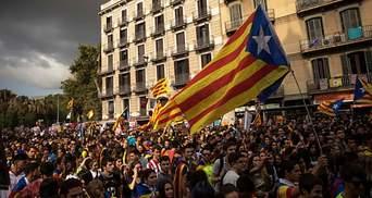 Каталония больше не находится под прямым правлением Мадрида