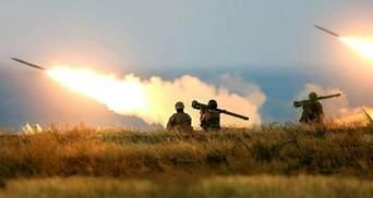Бойовики стріляють із гранатометів різних типів, – Міноборони