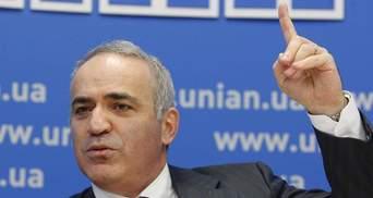 Каспаров: Інсценування вбивства Бабченка не можна назвати невиправданим