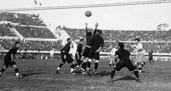 """ЧС-1930 з футболу: перші герої і """"вбивці"""", підкупи і пістолетний салют"""