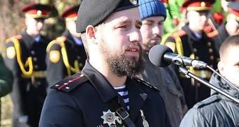 """Замінник """"Мотороли"""" на Донбасі потрапив у ДТП, – ЗМІ"""