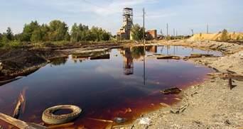 Тука показав, як Донецьк накриває екологічна катастрофа