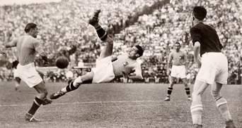 ЧС-1934 з футболу: диктатор на трибуні, нацистська свастика і поламані команди