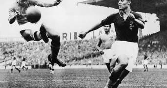 ЧМ-1938 по футболу: аннексия, война, победа или смерть
