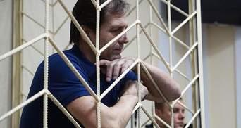 Політв'язня Балуха у кримському СІЗО не відвідує лікар: відома обурлива причина