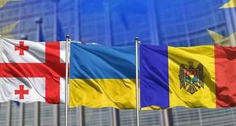 Появилась информация о совместных действиях Украины, Молдовы и Грузии касательно агрессии России