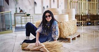 Руслана зачарувала образом у вишиванці: фото