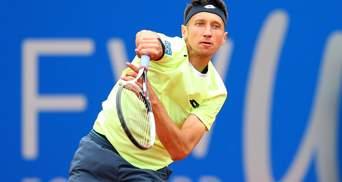 Стаховский пробился во второй круг турнира в Ноттингеме