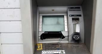 У Харкові підірвали та обікрали банкомат: фото та відео