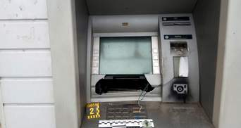 В Харькове взорвали и ограбили банкомат: фото и видео