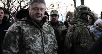 Порошенко наградил Жебривского высоким орденом