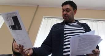 Вышинского в СИЗО посетит омбудсмен из РФ