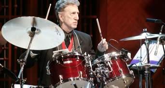 Помер легендарний барабанщик