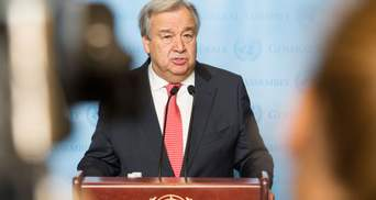 Освобождение политзаключенных: страны-участницы ООН призвали Гутерриша обсудить вопрос с Путиным