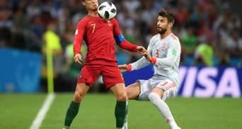 Іспанія та Португалія на Чемпіонаті світу зіграли у нічию 3:3