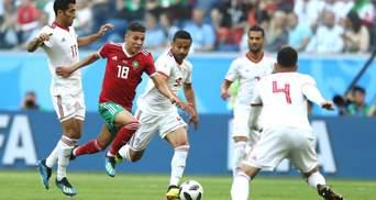 Іран обіграв Марокко на Чемпіонаті світу завдяки автоголу