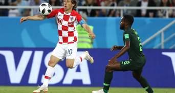 Хорватия победила Нигерию на Чемпионате мира благодаря автоголу и пенальти