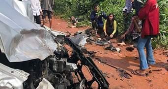 Принцесса Камбоджи погибла в ДТП, принц получил серьезные травмы: фото 18+