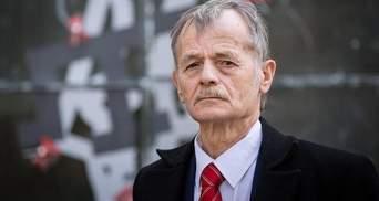 Джемілєв розповів про жахливі подробиці голодування у тюрмах РФ, які переживає Сенцов