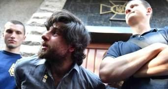СБУ відкрила кримінальне провадження проти лідера С14 через затримання бойовика Лусваргі