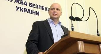 Уволенный из СБУ Тандит озвучил свои дальнейшие планы