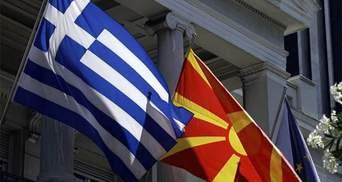 Македонія ратифікувала угоду з Грецією