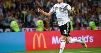 Німеччина у меншості обіграла Швецію на Чемпіонаті світу