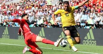 Бельгія розгромила Туніс та вийшла в плей-оф Чемпіонату світу