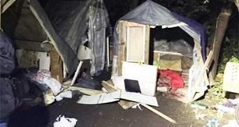 Нападение на лагерь цыган в Львове: Денисова попросила Авакова взять расследование на контроль