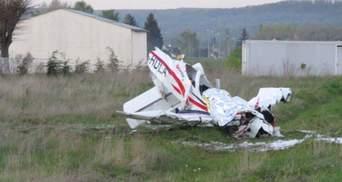 В Африке разбился самолет: есть жертвы