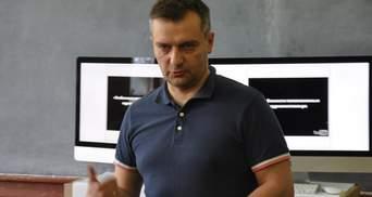 Журналіст Дмитро Гнап заявив, що йде у політику