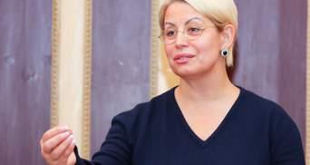 Герман порівняла регіоналів з ромами і розповіла, чому не втекла з України