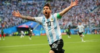 Аргентина у напруженому матчі перемогла Нігерію та вийшла у плей-оф Чемпіонату світу