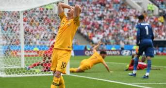Перу обіграло Австралію на Чемпіонаті світу