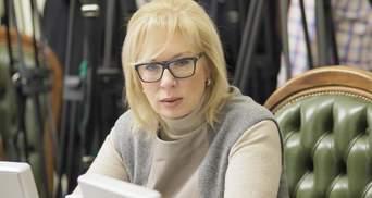 В России ответили, когда Денисова сможет просить о встрече с политзаключенным Сущенко