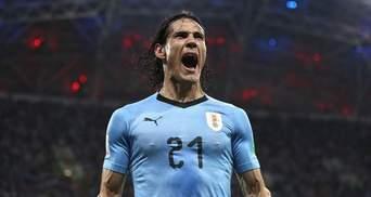 Уругвай переміг Португалію в 1/8 Чемпіонату світу з футболу