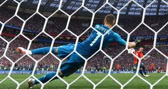 Росія сенсаційно перемогла Іспанію у серії післяматчевих пенальті