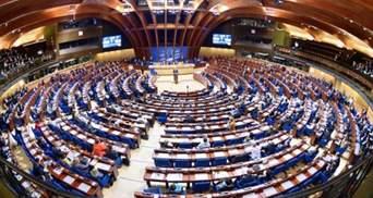 Повернення Росії в ПАРЄ: розгляд рішення прискорено всупереч процедурам