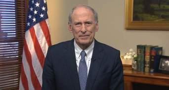Глава розвідки США наполягає на втручанні РФ у вибори США