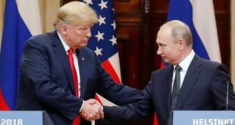 Шок, ганьба і держзрада: як світ критикує зустріч Трампа і Путіна